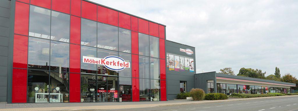 Historie Möbel Kerkfeld