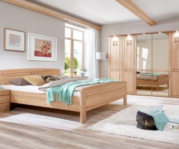 Schlafzimmer Eiche, modern