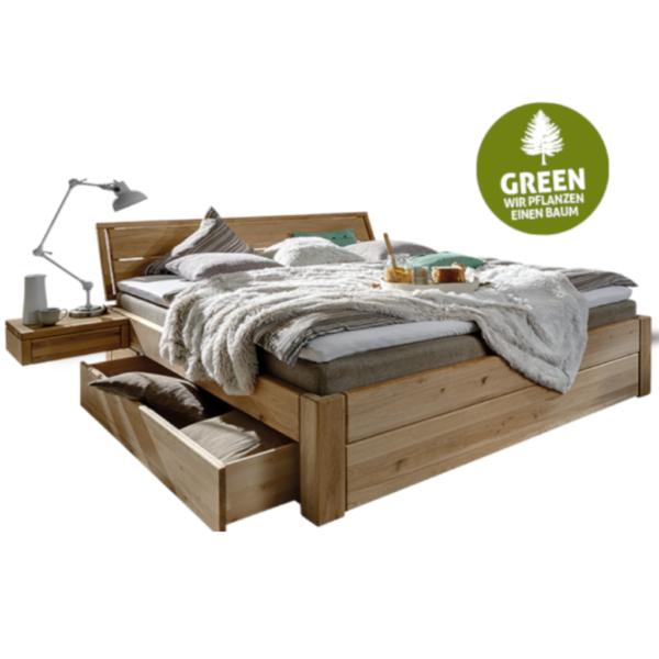 Wooden Art Boxspringbett Norway