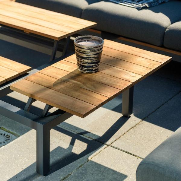 SUNS Loungeset Memphis 4-tlg. groß *Ab Frühjahr 2021 verfügbar*