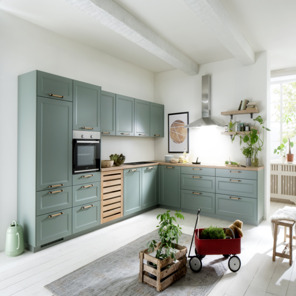 nobilia® moderne wohnküche » möbel kerkfeld