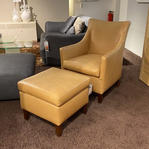 activineo Sessel und Hocker Monroe *Sofort verfügbar*