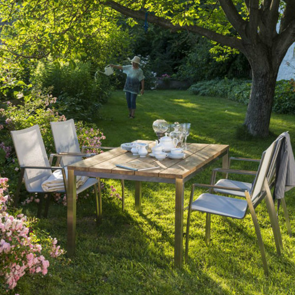 Diamond Garden Stapelsessel Venedig – sofort verfügbar!