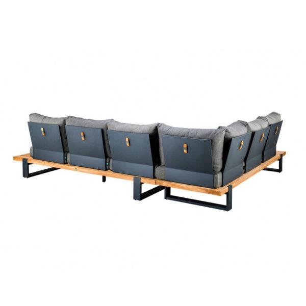 Suns Lounge-Set Nardo 3-tlg. Groß – verfügbar ab Frühjahr 2021!