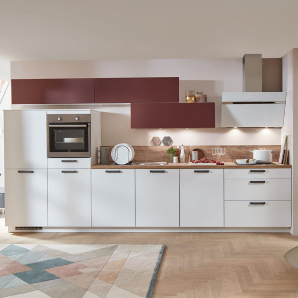 nobilia® Küchenzeile Touch