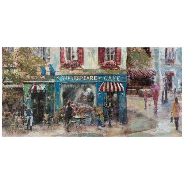 Imageland Bild Shakespear Café