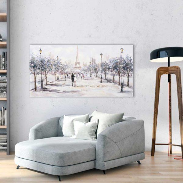 Imageland Bild Spaziergang zum Eifelturm