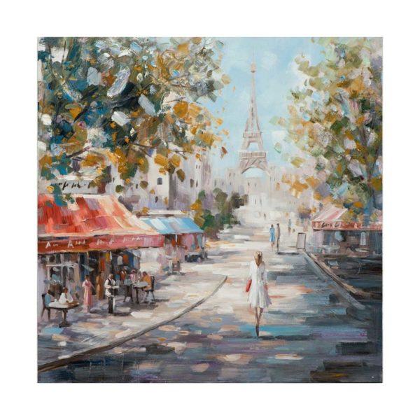 Imageland Bild Spaziergang in Paris