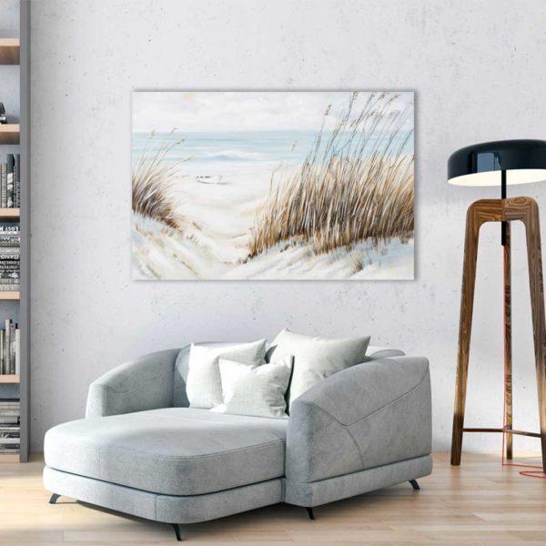 Imageland Bild Romantischer Strand