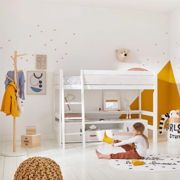 Lifetime Kinderbett LOW LOFT BED