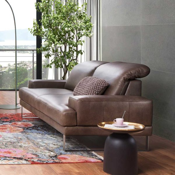 activineo Sofa Brandy