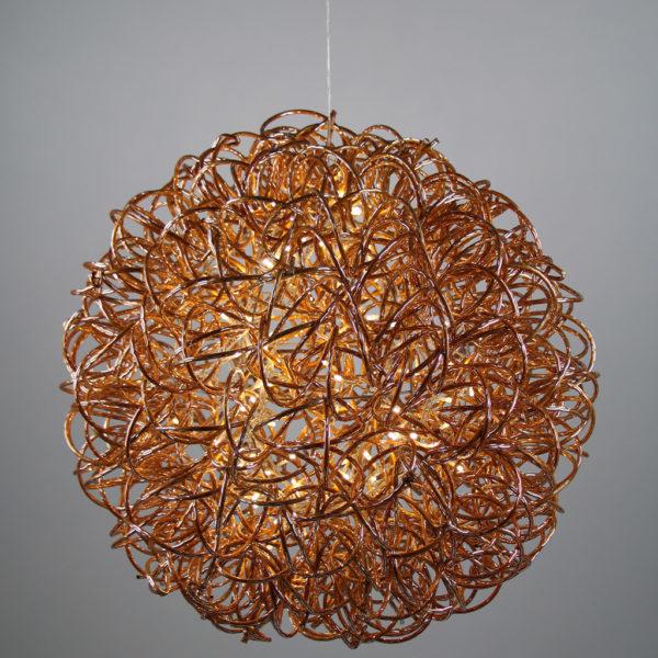 AM Design Leuchtkugeln kupfer