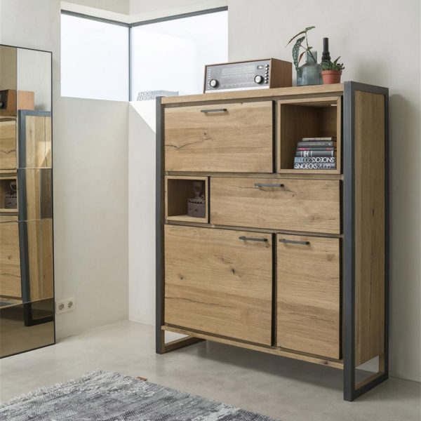 Henders & Hazel Highboard Metalo