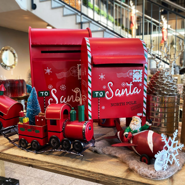 Briefkasten von Santa