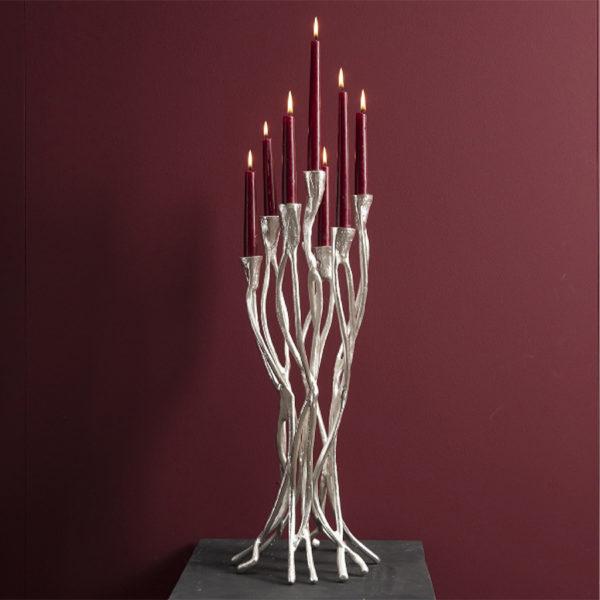 Kerzenleuchter Roots