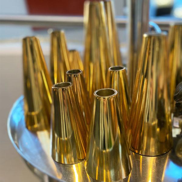 Wittkemper Kerzenständer gold