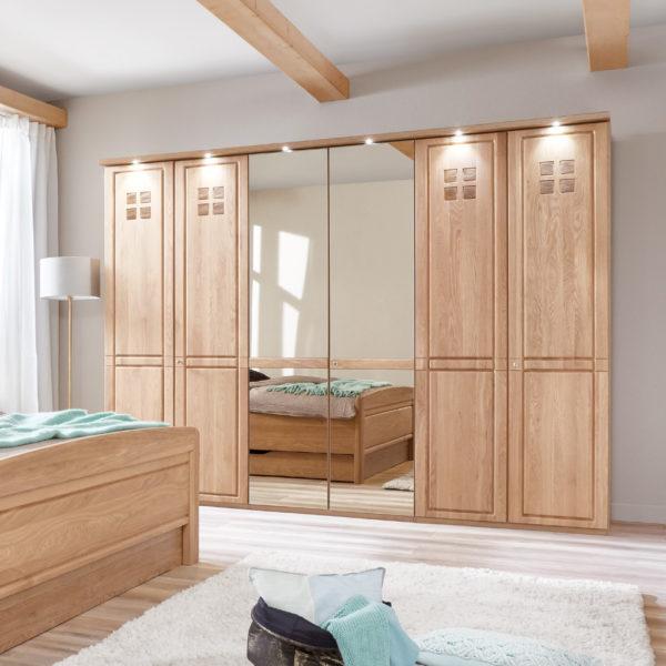 Wiemann Schlafzimmer Cortina