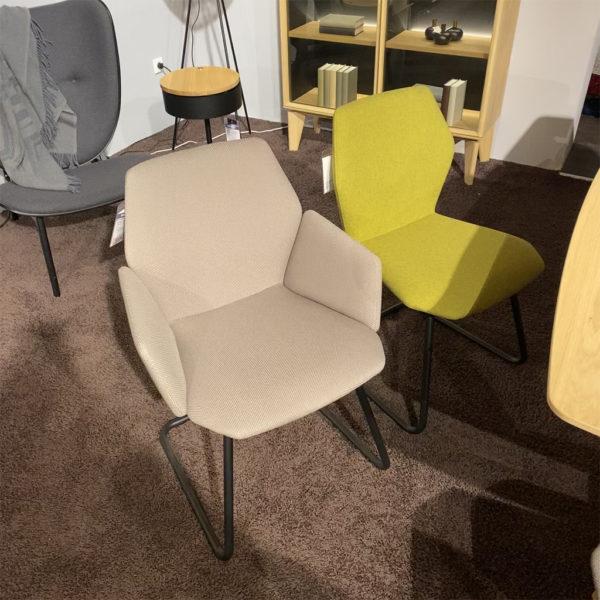 SCHÖNER WOHNEN-Kollektion Stuhlgruppe HONEY – sofort verfügbar!