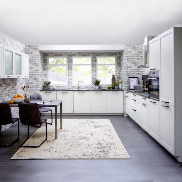 nobilia® Landhausküche Nordic