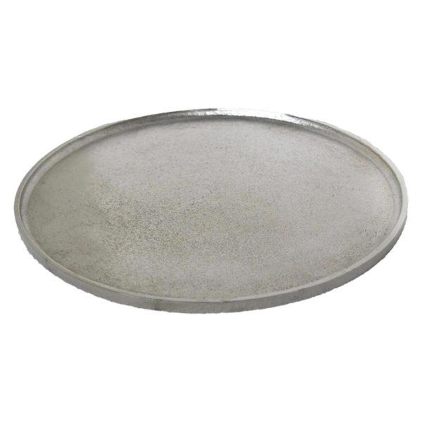 Deko-Teller Silber