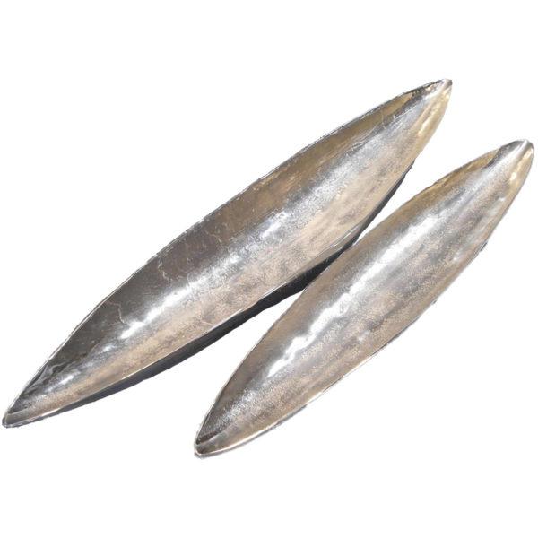 Boot-Schale Silber
