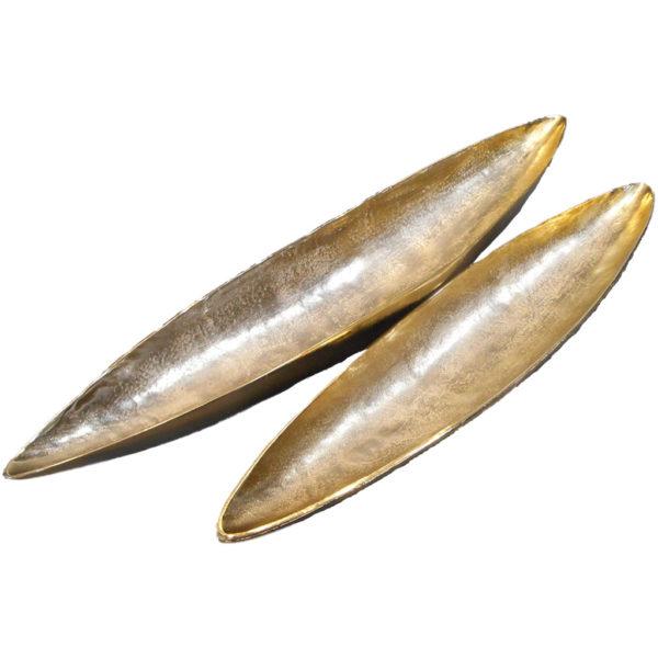 Boot-Schale Gold Klein