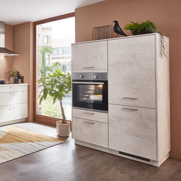 nobilia® Küche Riva 891