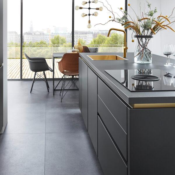 nobilia® Küche Touch 340